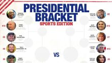 Presidential Bracket – Sports Edition (Round 1: Other Major Sports Region)