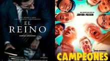 Premios Goya: 'El Reino' y 'Campeones' lideran con 13 y 11 nominaciones