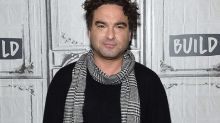 'Big Bang Theory' Star Johnny Galecki Reveals an Eye-Opening Encounter With Kaley Cuoco (Photo)