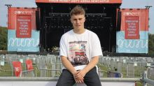 British Pop Star Sam Fender on 'Bonkers' Experience of Playing U.K.'s First Major Socially Distanced Gigs