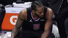 Clippers' Leonard in doubt for NBA series