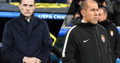 Foot - C1 - Leonardo Jardim (Monaco) et Thomas Tuchel (Dortmund), les faux jumeaux