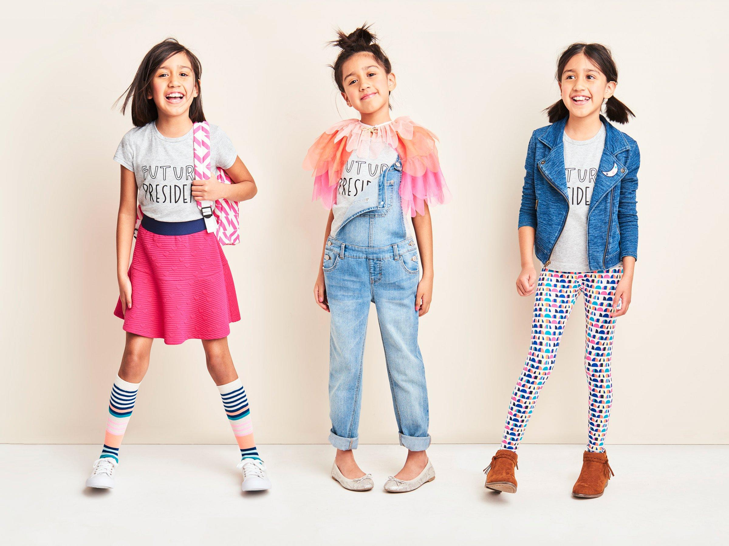 Today in awesome Tar debuts new kids clothing line with gender