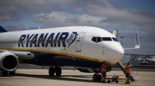 Ryanair cancels 20 Portugal flights as cabin crew strike