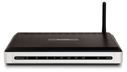 D-Link and ZyXEL busting out 3G wireless routers
