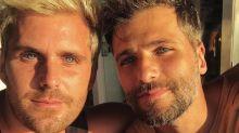 Thiago Gagliasso revela que irmão o ajudou a voltar atuar: 'Bruno me botou na linha'