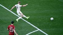 Euro 2020, Belgio batte Danimarca 2-1 e vola agli ottavi