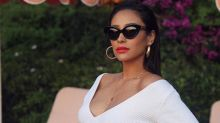 'La Dolce Vita!' See Pregnant Shay Mitchell Flaunt Her Baby Bump on Italian Vacation