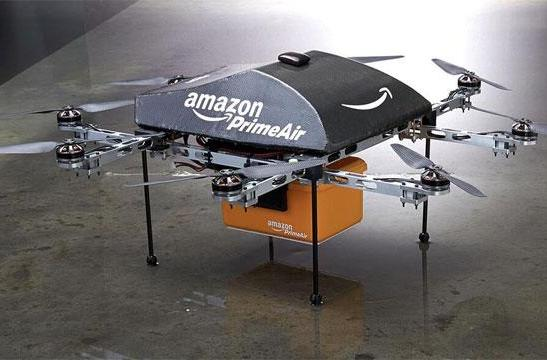 Amazon is hiring someone to oversee its courier drones
