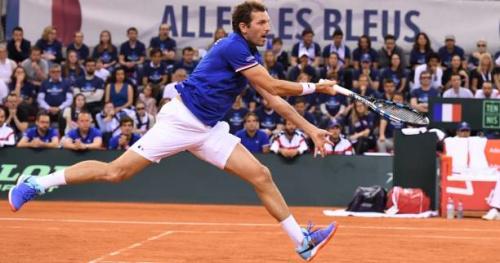 Coupe Davis - Julien Benneteau : «Représenter une option possible»