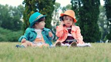Too posh to push over? Tatler releases the toddlers' guide to etiquette