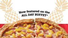 Say Aloha to Hawaiian Pizza at Pizza Inn