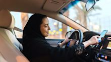 Uber lets female drivers only drive other women in Saudi Arabia