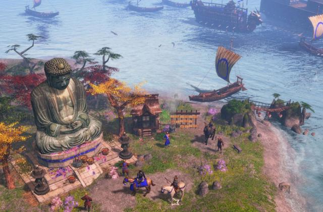Microsoft delays its 'Age of Empires' remaster to 2018