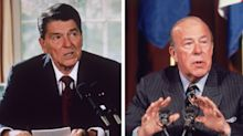 Reagan Foundation distances itself from Trump campaign and the president isn't pleased