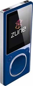 New Zune features leaked alongside 8GB flash player