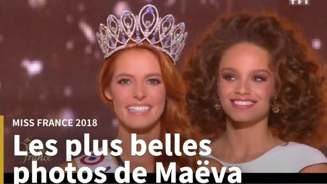 Miss France 2018 : découvrez les plus belles photos de Maëva Coucke