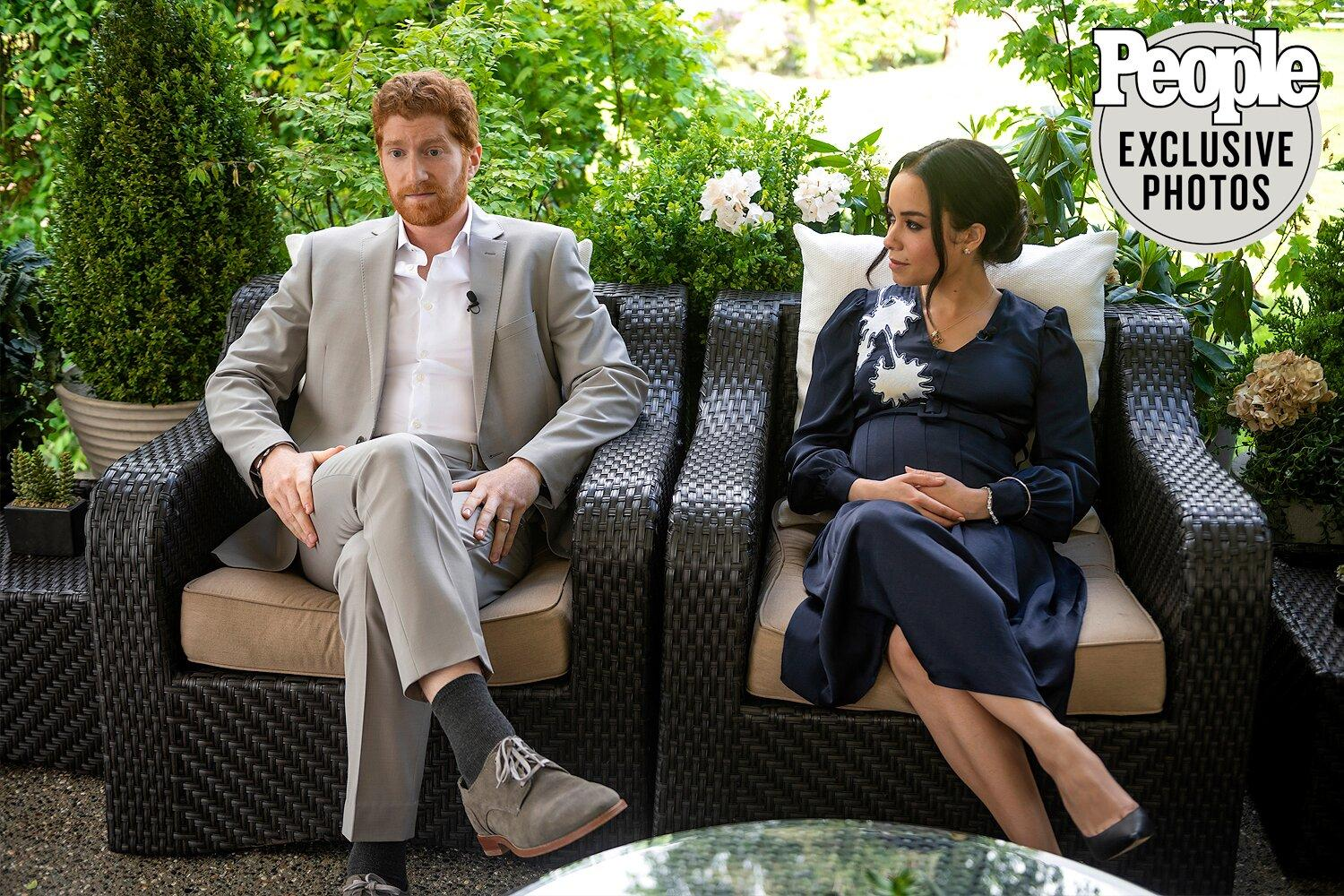 Lifetime's Harry and Meghan Hit Their Breaking Point Before Escaping the Palace in New Trailer