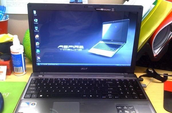 Acer Aspire Timeline out of the box and loving life