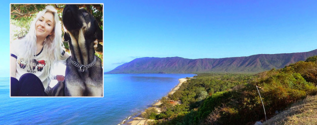 Woman found dead on beach 'murdered while walking dog'
