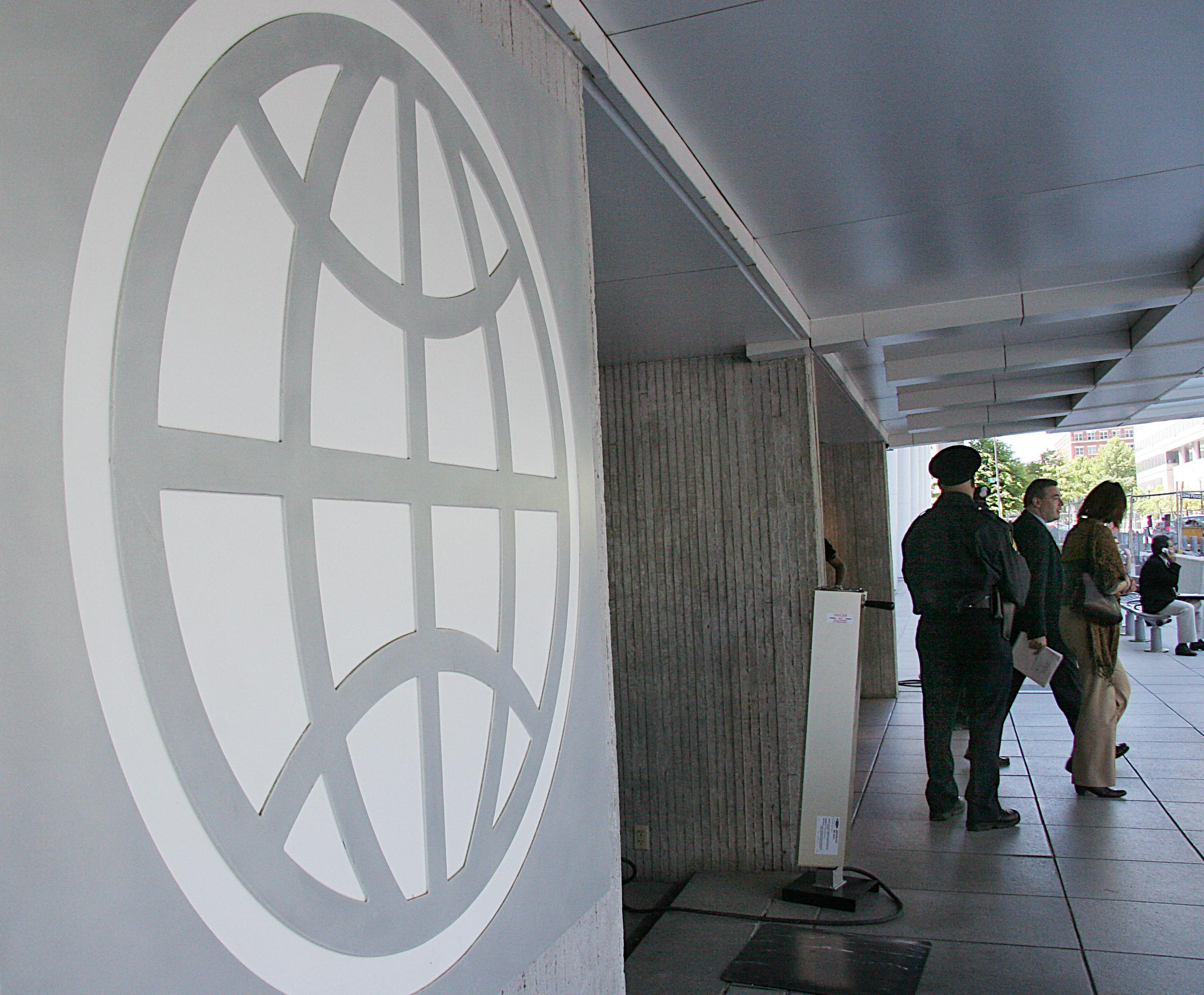 An internal investigation over the controversial handling by the World Bank, pictured on May 8, 2007, in Washington, DC, of a $1 bn loan from China to help poor countries has found no evidence of fraud, according to documents reviewed by AFP