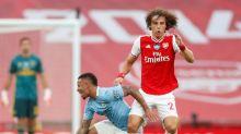 'We deserve to win a trophy': Luiz redemption as Arsenal shock Man City