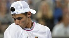 Lucky loser Popyrin out of New York Open