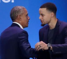 Obama talks self-confidence with Steph Curry: 'If you're confident with your sexuality, you don't need 8 women twerking around you'
