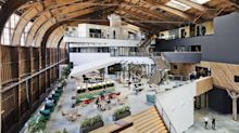 See Google's new offices inside the Spruce Goose hangar in Playa Vista (PHOTOS)