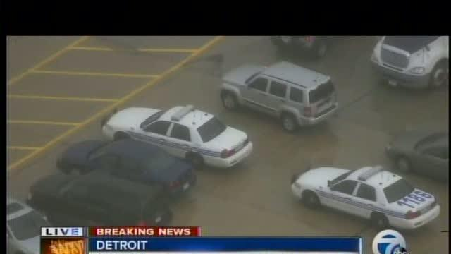 Fatal stabbing at Chrysler Jefferson North Assembly Plant