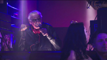 Stan Lee has already filmed his next four Marvel movie appearances