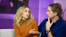 Kristen Bell reveals she didn't speak to Dax Shepard for 3 days after fight over chores