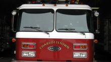 Charlottetown apartment fire sends 1 to hospital