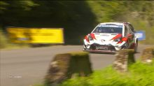 Tanak leads in German leg of World Rally Championship