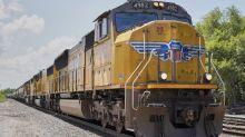Union Pacific 1Q profit up 6% despite less freight
