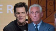 Jim Carrey Slaps Roger Stone With A Cartoon Warning For The Kids
