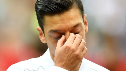 World Cup superstar's explosive racism claims