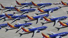 Boeing suspende metas financeiras anuais por incertezas em torno do 737 MAX