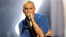 Eminem under fire for rap comparing himself to the Manchester bomber