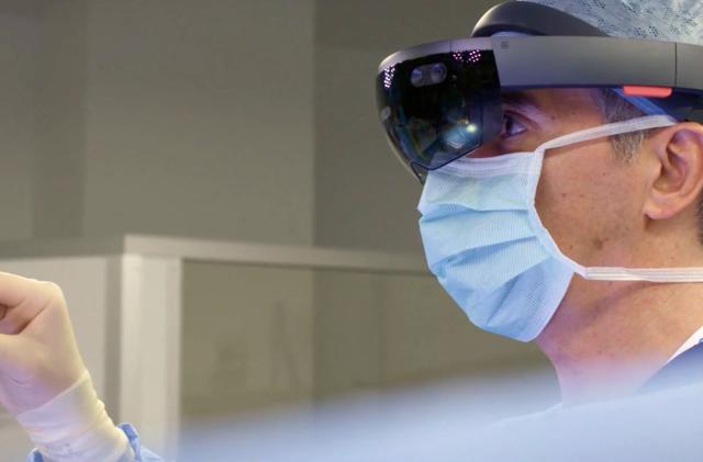 HoloLens will help a children's hospital perform critical surgeries