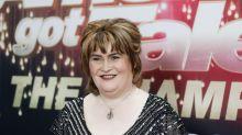 Susan Boyle dons original 'Britain's Got Talent' audition dress 11 years on