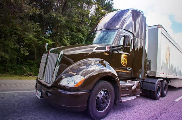 UPS is testing self-driving trucks in Arizona