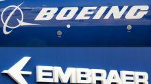 Presidente de Boeing dice que avanzan negociaciones con Embraer