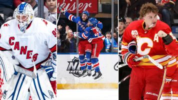 Games that have defined this NHL season
