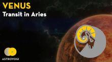 Venus Transit in Aries on 10 April 2021