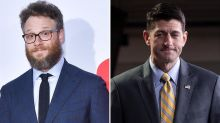 Seth Rogen Says He Rejected Paul Ryan's Request for a Photo