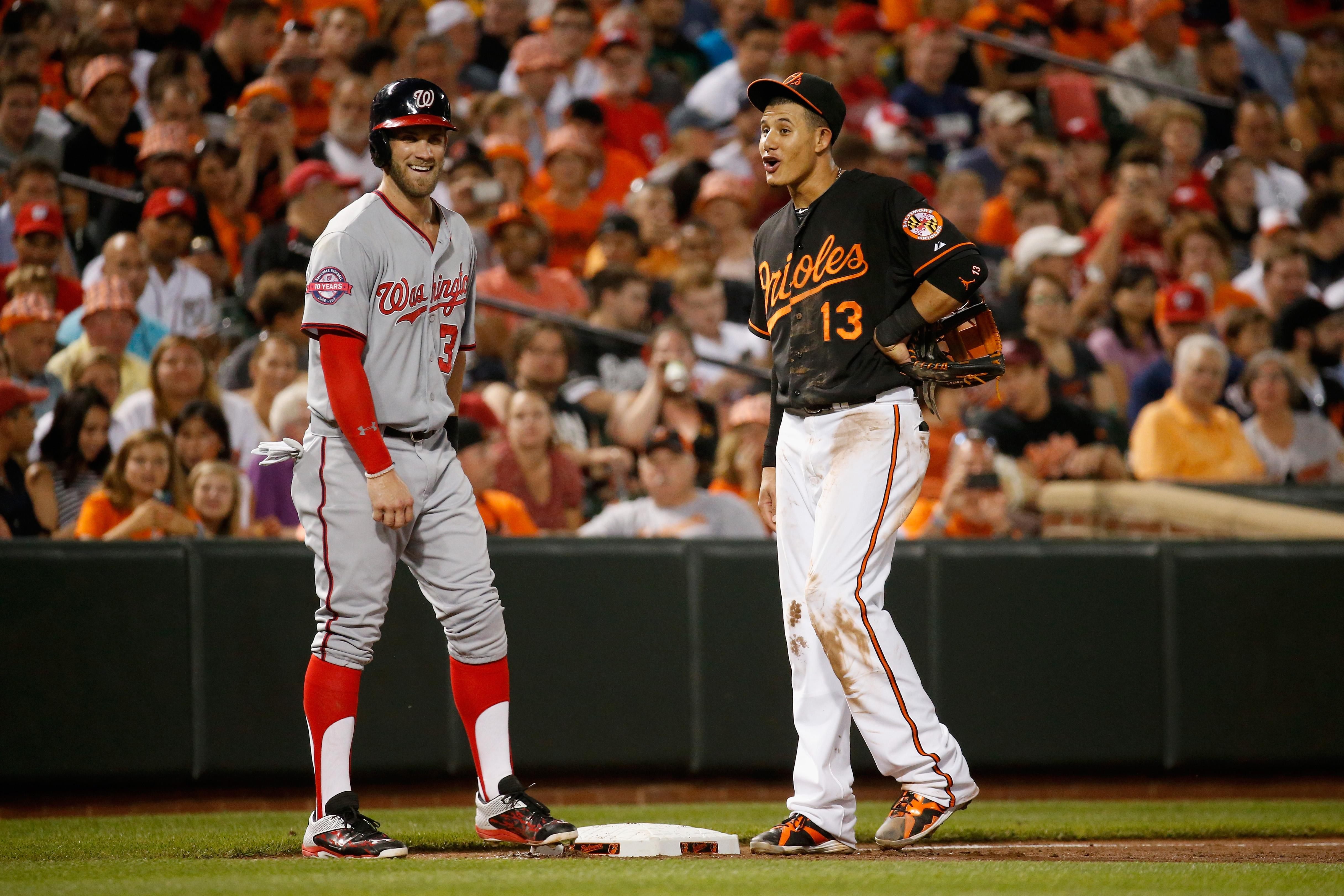 Could the Phillies sign both Harper and Machado this offseason?