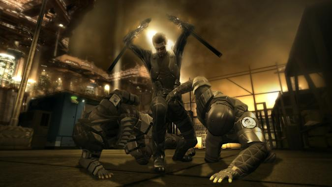'Deus Ex: Human Revolution'