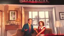 Disney+ show 'WandaVision' is 'a mash-up of sitcoms' says Paul Bettany
