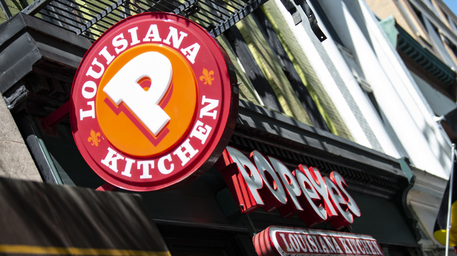 Famous Popeyes sandwich coming to Canada